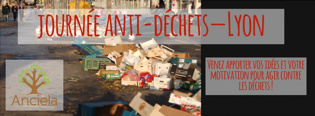 Bannière Jounée anti-déchets