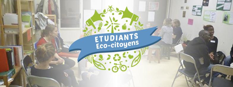 Logo étudiants eco-citoyens